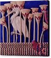 The Apparition Detail Canvas Print