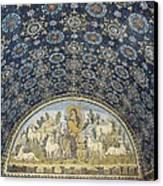 The Good Shepherd. 5th C. Italy Canvas Print