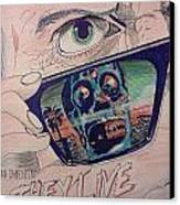 They Live Canvas Print by Christopher Soeters
