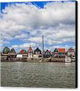 Volendam Canvas Print by Joana Kruse