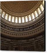 Washington Dc - Us Capitol - 011310 Canvas Print by DC Photographer