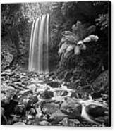 Waterfall 09 Canvas Print by Colin and Linda McKie