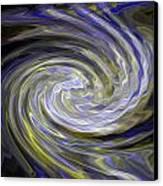 Whirly Whirls 20 Canvas Print by Cyryn Fyrcyd