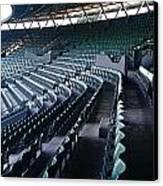 Wimbledon Scenes Canvas Print