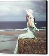 Windy Canvas Print by Joana Kruse