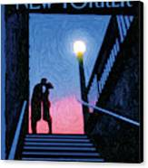New Yorker September 15th, 2008 Canvas Print