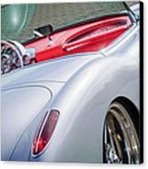 1960 Chevrolet Corvette Canvas Print by Jill Reger