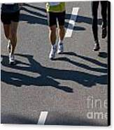 11th Poznan Marathon Canvas Print