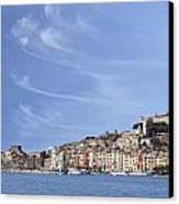 Porto Venere Canvas Print by Joana Kruse