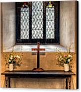 14th Century Chapel Canvas Print
