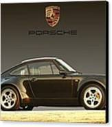 Porsche 911 3.2 Carrera 964 Turbo Canvas Print