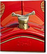1919 Ford Volunteer Fire Truck Canvas Print by Jill Reger