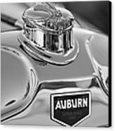 1929 Auburn 8-90 Speedster Hood Ornament 2 Canvas Print by Jill Reger