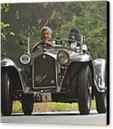 1933 Alfa Romeo 8c Corto Touring Spyder Canvas Print by Jill Reger