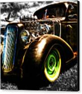 1936 Chevrolet Sedan Canvas Print by Phil 'motography' Clark