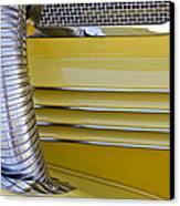 1937 Cord 812 Phaeton Hood Fender Canvas Print