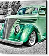 1937 Ford Coupe Canvas Print by Phil 'motography' Clark