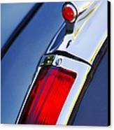 1947 Cadillac Model 62 Coupe Taillight  Canvas Print
