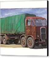 1947 Scammell R8 Canvas Print