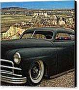 1949 Plymouth Low Rider Canvas Print