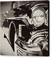 1950s Cadillac No. 1 Canvas Print by Lisa Russo