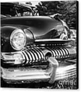 1951 Mercury Coupe - American Graffiti Canvas Print
