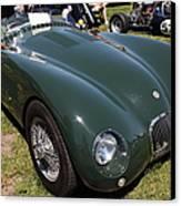 1952 Jaguar Xk120 Roadster 5d22967 Canvas Print