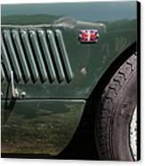 1952 Jaguar Xk120 Roadster 5d22972 Canvas Print