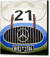1952 Mercedes-benz W194 Coupe Canvas Print by Jill Reger