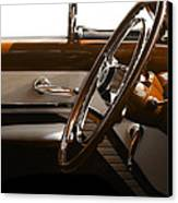1953 Mercury Bucket  Canvas Print