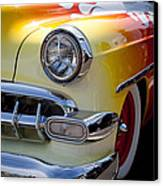 1954 Chevy Bel Air Canvas Print