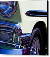 1956 Chevy Bel Air Custom Hot Rod Canvas Print by David Patterson
