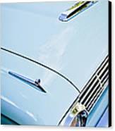 1963 Ford Falcon Futura Convertible Hood Canvas Print by Jill Reger
