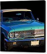 1963 Ford Galaxy Canvas Print
