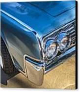 1964 Lincoln Continental Convertible  Canvas Print