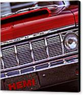 1964 Plymouth Savoy Canvas Print
