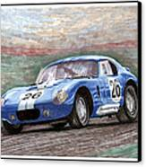 1964 Shelby Daytona Canvas Print
