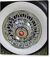 American Classic Car . Canvas Print