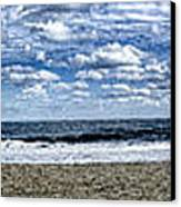 At The Ocean Hon Canvas Print by Joe McCormack Jr