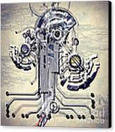 Balance Canvas Print by Diuno Ashlee