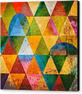 Contemporary Canvas Print by Mark Ashkenazi
