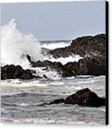 Crashing Wave Canvas Print by Scott Gould