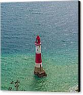 Eastbourne Light House Canvas Print