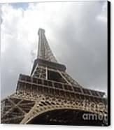 Eiffel Tower  Canvas Print by Tashia  Summers