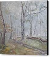 Epping Mist Canvas Print
