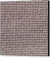 Fabric Background Canvas Print by Tom Gowanlock