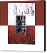 Fiestra 3 Canvas Print by Xoanxo Cespon