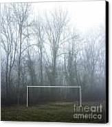 Goal Canvas Print by Bernard Jaubert