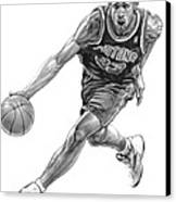 Grant Hill Canvas Print by Harry West