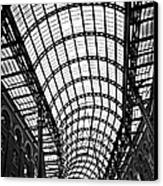 Hay's Galleria Roof Canvas Print by Elena Elisseeva